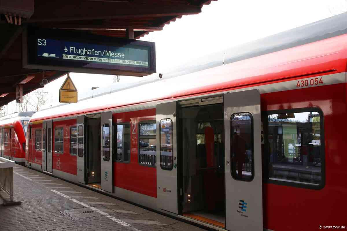 Personen auf dem Gleis zwischen Winnenden und Backnang am späten Montagabend (19.10.) - Verkehrslage - Zeitungsverlag Waiblingen