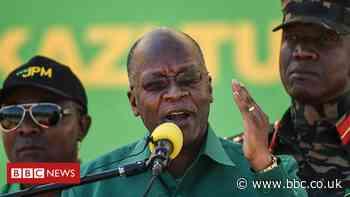 Tanzania President John Magufuli: The man who 'banned' coronavirus - BBC News