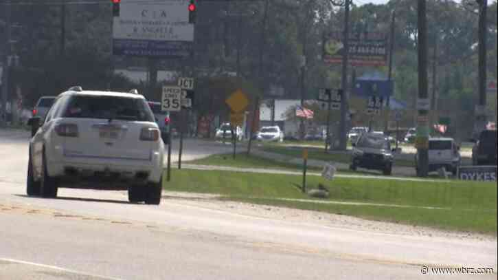 Traffic jams in Livingston Parish prompt lawmakers to take action