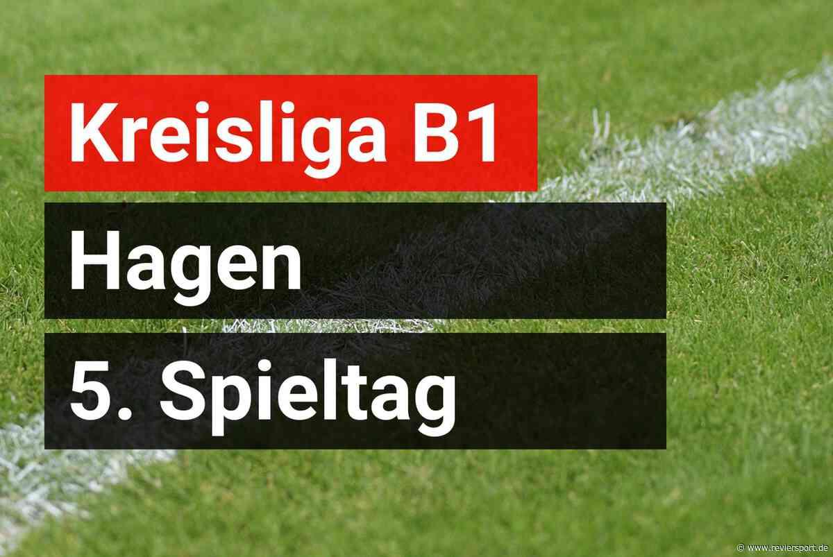 FC Herdecke-E. II gewinnt gegen SpVg Hagen III - RevierSport