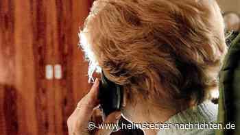 Betrüger wollen in Helmstedt Senioren aushorchen - Helmstedter Nachrichten