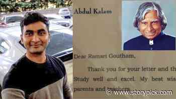 How A Small-Town Boy Became An Entrepreneur With A Little Encouragement From APJ Abdul Kalam - Storypick