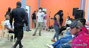 Tumbes: Detienen a 28 personas que celebraban fiesta con orquesta en Zarumilla - Diario Trome