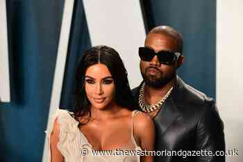 Kanye West wishes wife Kim a happy 40th birthday