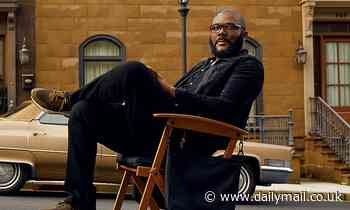 Tyler Perry urges people to vote in cover interview while being named Variety's Showman of the Year