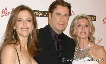 Olivia Newton-John pays tribute to John Travolta's 'beautiful' wife Kelly Preston