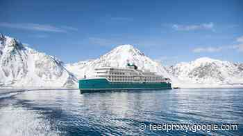 Swan Hellenic orders a third expedition ship