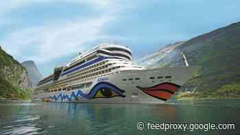 Aida is sailing again