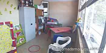 Escuelas de Tlaquiltenango y Jojutla, víctimas de robos - La Jornada Morelos