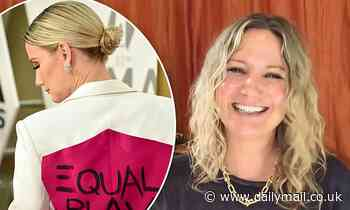 Jennifer Nettles honored with inaugural CMT Equal Play Award for advocacy for female artists