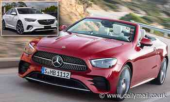 How Mercedes-Benz coupes and convertibles costing more than $100,000 are outselling Holden Commodore