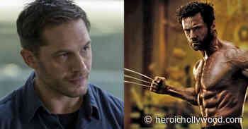 See Tom Hardy Follow Up Hugh Jackman In Accurate Wolverine Costume - Heroic Hollywood
