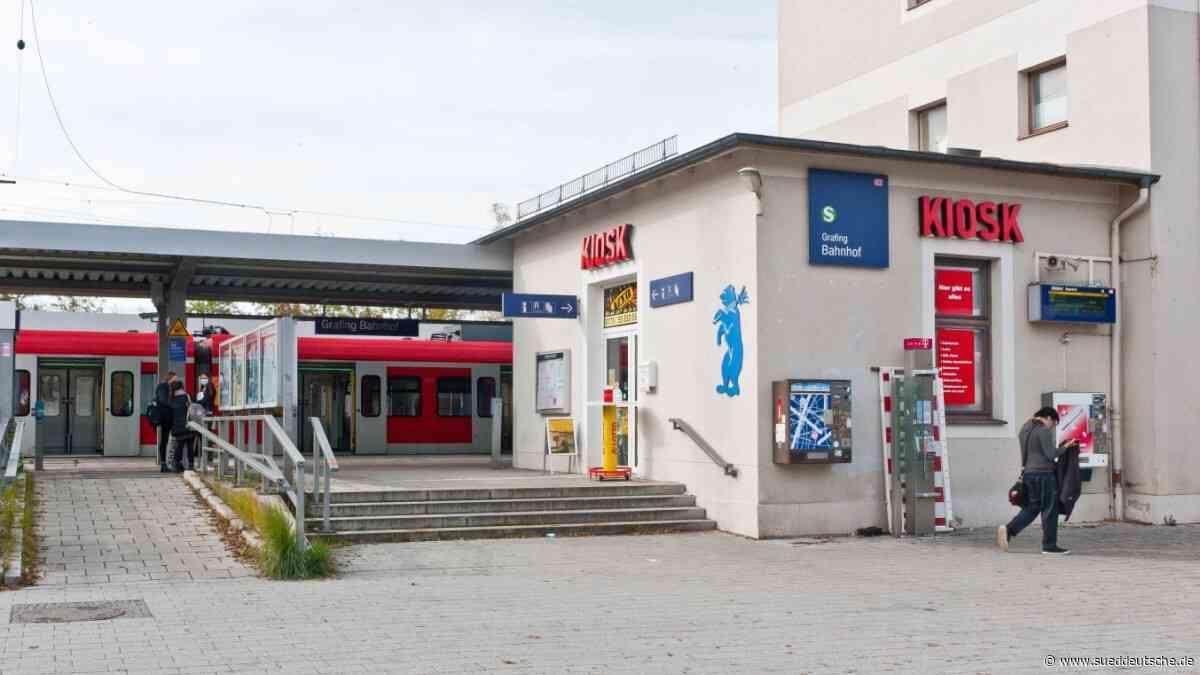 Grafing-Bahnhof: Bahnhof ab Dezember barrierefrei - Süddeutsche Zeitung