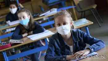 Coronavirus: toutes les écoles passent en code orange adapté - Le Soir