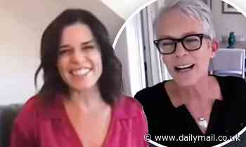 Neve Campbell reveals how Scream 5 directors convinced her to sign on during Jamie Lee Curtis chat