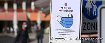 Allemagne: 11 287 nouveaux cas en 24 heures, un record