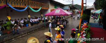 Ocotal se viste de gala al cumplir 211 años de haber sido elevada categoría a ciudad - VIva Nicaragua Canal 13