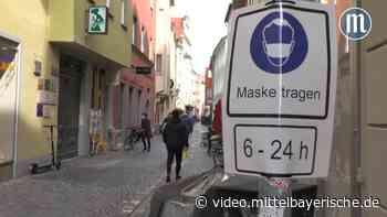 Verschärfte Maskenpflicht trifft den Einzelhandel - Regensburg - Mittelbayerische