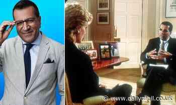 BBC says Martin Bashir is 'seriously unwell' with coronavirus - Daily Mail