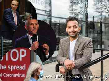 Dr Amir Khan slams Matt Hancock and Gary Lineker for no masks - Bradford Telegraph and Argus