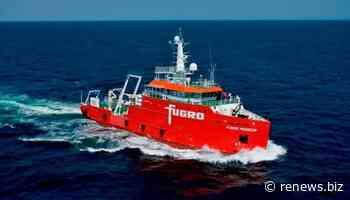 RWE surveys Awel y Môr seabed