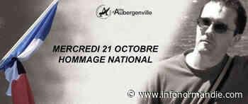 Hommage à Samuel Paty : drapeaux en berne ce mercredi à Aubergenville (Yvelines) - InfoNormandie.com