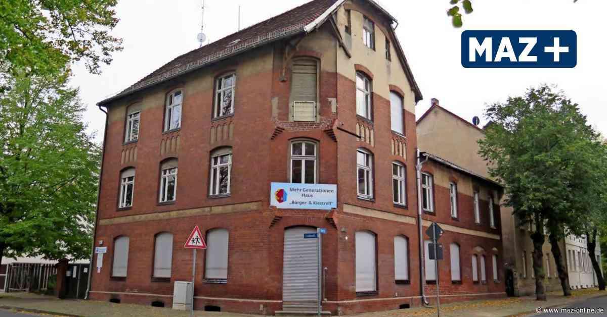 Luckenwalde: Stadt fördert Mehrgenerationenhaus mit jährlich 10.000 Euro - Märkische Allgemeine Zeitung
