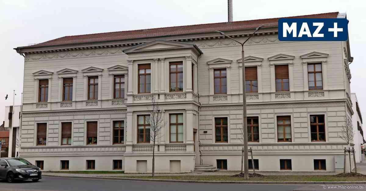 Luckenwalde: Polizist wegen Drogenhandels zu Bewährung verurteilt - Märkische Allgemeine Zeitung