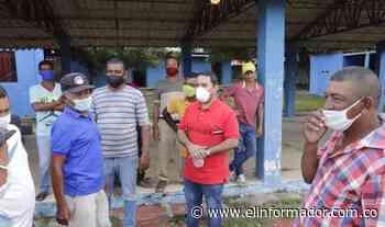 Inician trabajos de saneamiento básico en Cerro de San Antonio - El Informador - Santa Marta