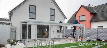 Größere Terrassenüberdachungen jetzt in Wendlingen erlaubt - Nürtinger Zeitung