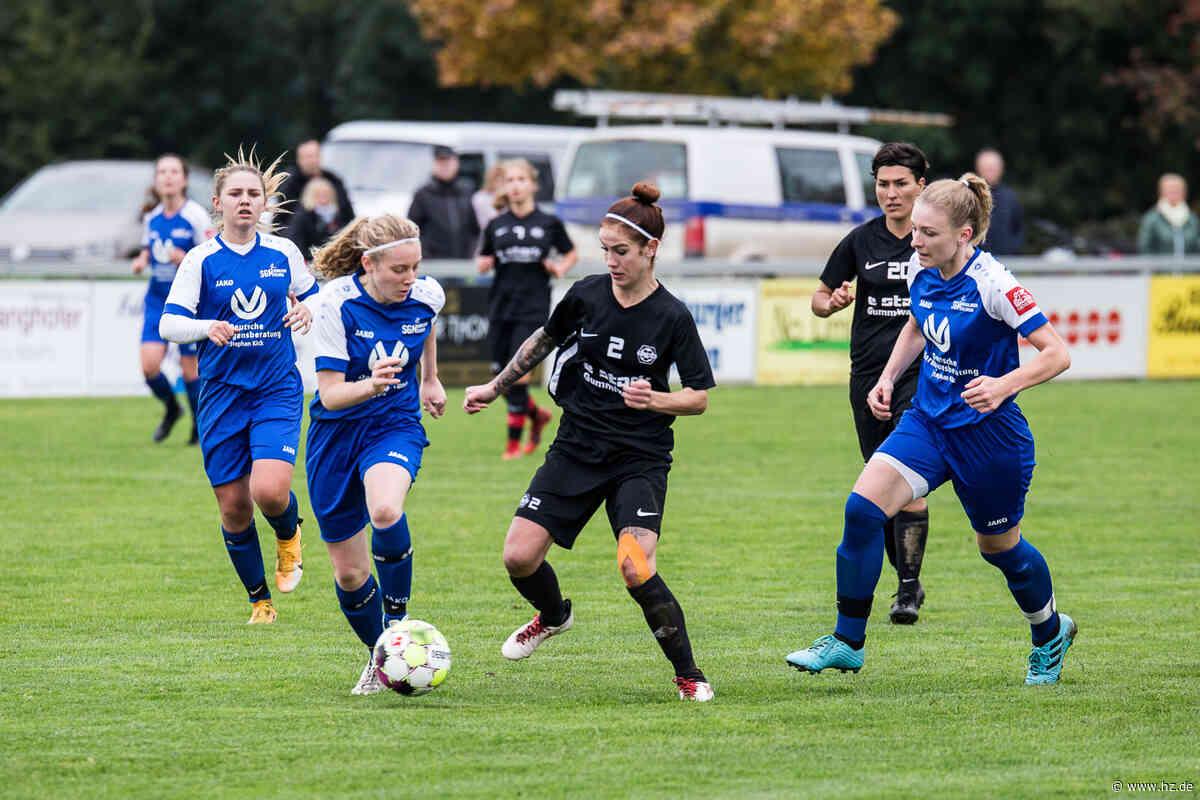 Frauenfußball-Landesliga: FV Sontheim trennt sich vom TSV Wendlingen 1:1 - Heidenheimer Zeitung