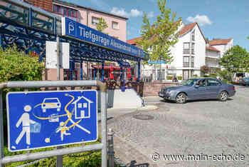 Parken wird in Aschaffenburg ab Januar deutlich teurer - Main-Echo