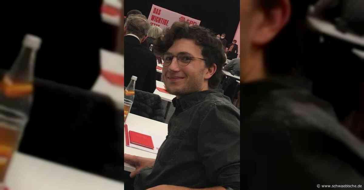 Nils Einfeld aus Ellwangen überraschend in den SPD-Kreisvorstand gewählt - Schwäbische