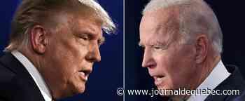 Trump/Biden, dernier débat sous haute tension avant l'élection