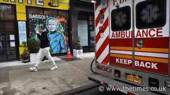 Doctors hail big drop in hospital coronavirus deaths - The Times