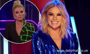 Sonia Kruger no long be a judge on Australia's Got Talent as Channel Seven ease her full workload