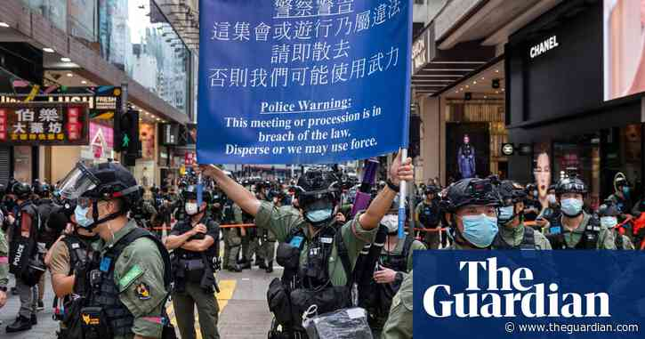 Hong Kong says Germany harbouring a criminal after granting asylum to protester