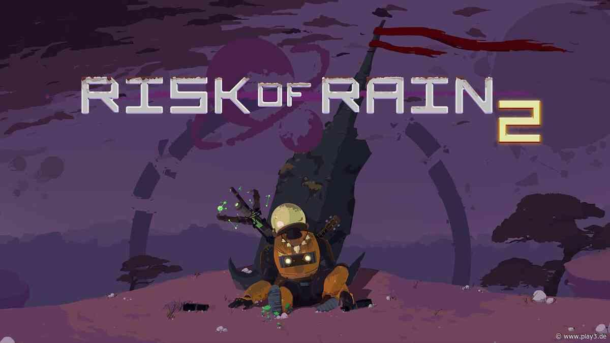 Risk of Rain 2: Version 1.0 ist für die Konsolen erschienen – Trailer - play3.de