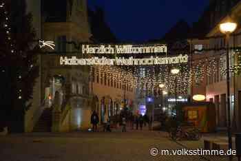 Pandemie Weihnachtsmarkt in Halberstadt trotz Corona? - Volksstimme