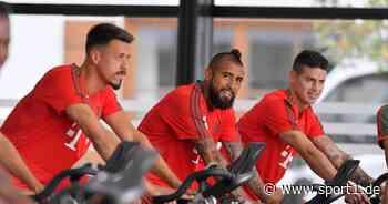 Sandro Wagner über Arturo Vidal und FC Bayern - SPORT1