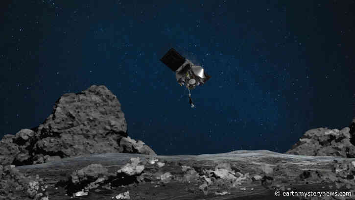 NASA's OSIRIS-REx survived its risky mission to grab a piece of an asteroid