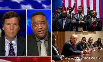 Journalist Jason Whitlock says Trump is gaining momentum among black men