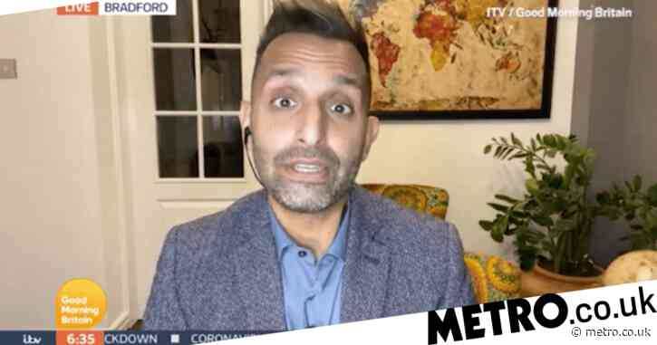 Dr Amir Khan warns coronavirus cases could peak in four to six weeks if more restrictions aren't put in place