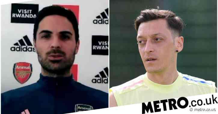 The real reason Mesut Ozil believes he's been snubbed by Arsenal