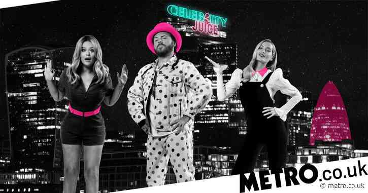 Keith Lemon reveals Emily Atack and Laura Whitmore were his ideal Celebrity Juice choice