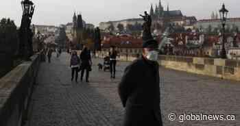 Coronavirus surge pushes Czech Republic into 2nd lockdown, breaking gov't pledges - Global News