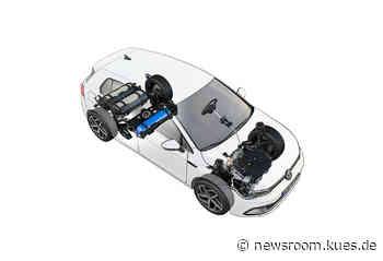 VW Golf: Wieder mit Erdgas-Antrieb – KÜS Newsroom - KÜS-News
