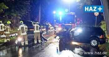 Schwerer Unfall am Zoo Hannover: Golf-Fahrer gerät in den Gegenverkehr - Hannoversche Allgemeine