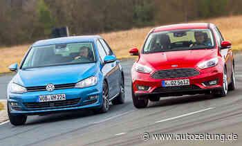 Ford Focus/VW Golf: Gebrauchtwagen kaufen - Autozeitung
