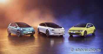 Volkswagens Golf schwächelt: Ausgerechnet ein E-Auto macht ihm jetzt Druck - EFAHRER.com